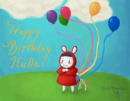 Happy Birthday Kulla by maera-kyrie