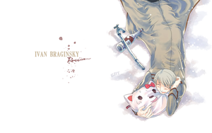 Ivan Braginsky Wallpaper :APH: by Kiriahtan