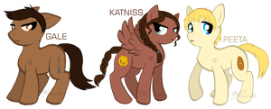My Little Pony Hunger Games by Nightrizer