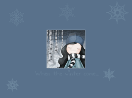 When the winter come by SuzeO