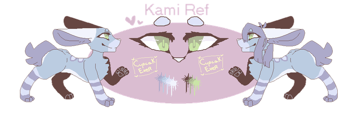 Kami Ref by CupcakEver