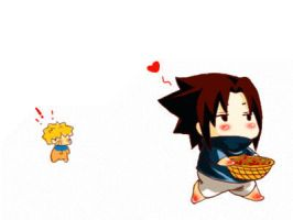 GIF - Naruto and Sasuke by jiegengDai