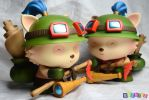Twins Teemo by Egenius ( Teemo Scouts The World ) by Egenius-Fr