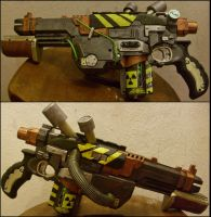Plasma gun by shorty-blue