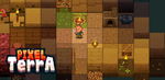 PixelTerra Released! (Craft and Survival game) by devi-cry