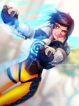 Tracer by MilkCognac
