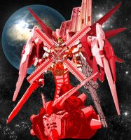 The Gundam Monster by Aera83
