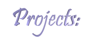 Projects by Cross369