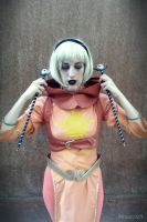 Homestuck - Rose Lalonde God Tier by MinatoRN