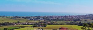 Panoramic View by Tangent101