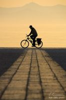 Riding the bike... by ivancoric