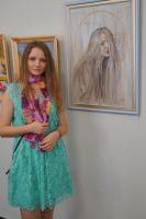 opening of the exhibition by DariaGALLERY