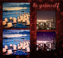 +BeYourself|PSD by RespectToYou