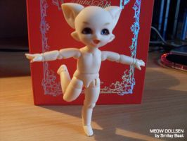 Meow Dollsen is here by smileybeat