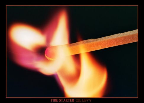 Fire Starter by Gil-Levy