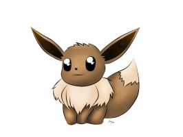 Eevee by Master09