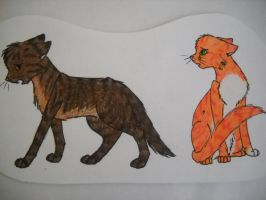 """""""Please..."""" """".....No."""" by warriorcats17"""