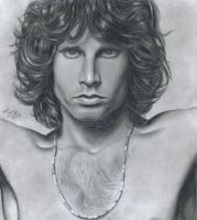 Jim Morrison by LatinPrincess17