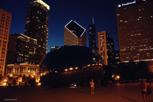 Cloud Gate by Wolf-X-Parade
