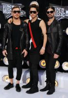 Mars at the VMA'S by EchelonMars14