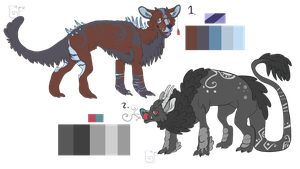 Join.Me Adoptables: Batch Two by ChainsawTeaParty