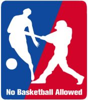 NBA No Basketball Allowed by babtong