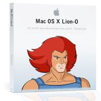 OSX Lion-O by DFWHDR
