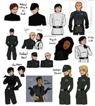 Imperial characters by rayn44