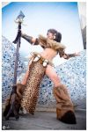 Nidalee - League of Legends by TASHA by ferpsf