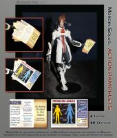 PSW - Mordin Solus Action Pamphlet Accessory by MoonEcho