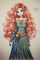 Merida by ilovetheanime