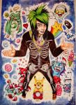 One Love, One Heart, BOTDF by Kagoe