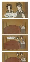 Hey Remus ... WAKE UP by Avender