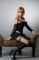 Tanit-Isis Gothic Outfit Stock II by tanit-isis-stock