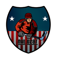 NHL Beat Logo by therebelprincess
