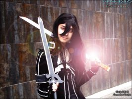Female Kirito by sonsolesfeviga