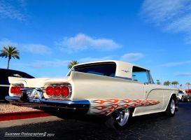 One Cool T-Bird by Swanee3