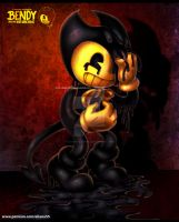 Bendy and the ink machine 2 by eliana55226838