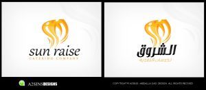 SunRaise logo by GadART