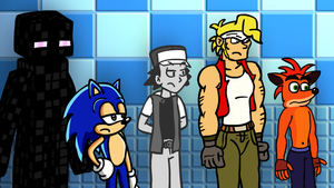 Upcoming Flash Animation by TheSharkMaster