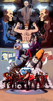 Team Fortress 2 by K-n-N