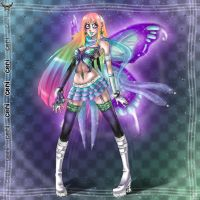 100 CDC: 79 - Butterfly Based by Sparkleee-Sprinkle