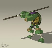 DONATELLO by KIRKparrish