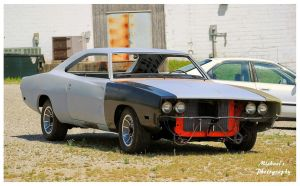 A Partially Restored Charger by TheMan268