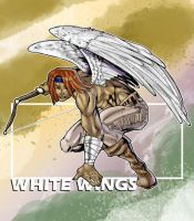 .: White Wings :. by wansworld