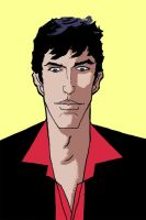 Dylan Dog by Indexenos