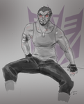 H!TF: Megatron by The-Diet-Elf