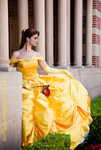 Emma Watson as Belle (Take 2) by MattColvin