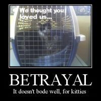 Betrayal Motivational by Patches67