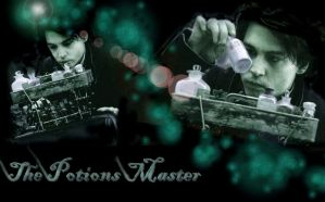 The Potions Master by LilyLunaPotter